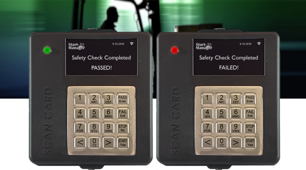 Start-Manager OSHA Safety Check